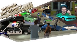 VIO REALLIFE Part 11 - COMMUNITYSPECIAL #1 (Facecam/FullHD) / Lets Play MTA San Andreas