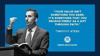 SWBTS Chapel  - Timothy Ateek  - April 25, 2019