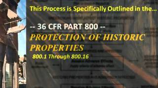 The National Historic Preservation Act.wmv