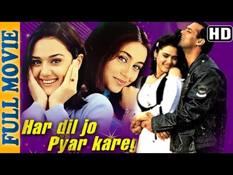 Har Dil Jo Pyaar Karega (HD) - Full Movie - Salman Khan - Rani Mukherji - Preity Zinta