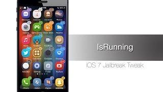 IsRunning: Cydia Tweak that displays badges for background running apps