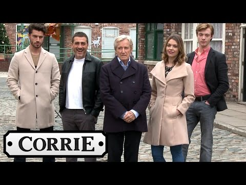 Coronation Street  : The Barlow Boys are Back in Town