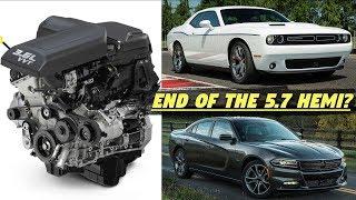 The Future of Mopar V6 Engines – Twin-Turbo Straight-6 or Turbo Pentastar? + End of the 5.7L Hemi?