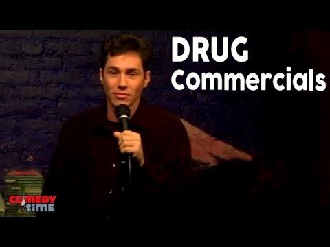 Funny Prescription Drug Commercials