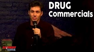 Funny Prescription Drug Commercials