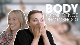 Emotional Body Confidence Photoshoot For Cancer Patient | Stand Up To Cancer (2019)