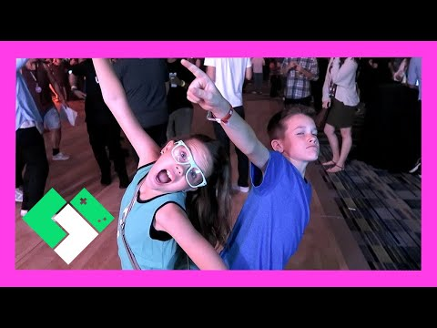 KIDS GET VIP ACCESS AT PLAYLIST LIVE (Day 1483)