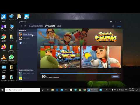How To Download Subway Sufer For Gameloop