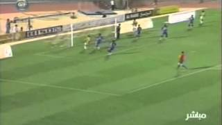 ملخص الاتحاد 4-1 الهلال   ذهاب كأس الملك 2008