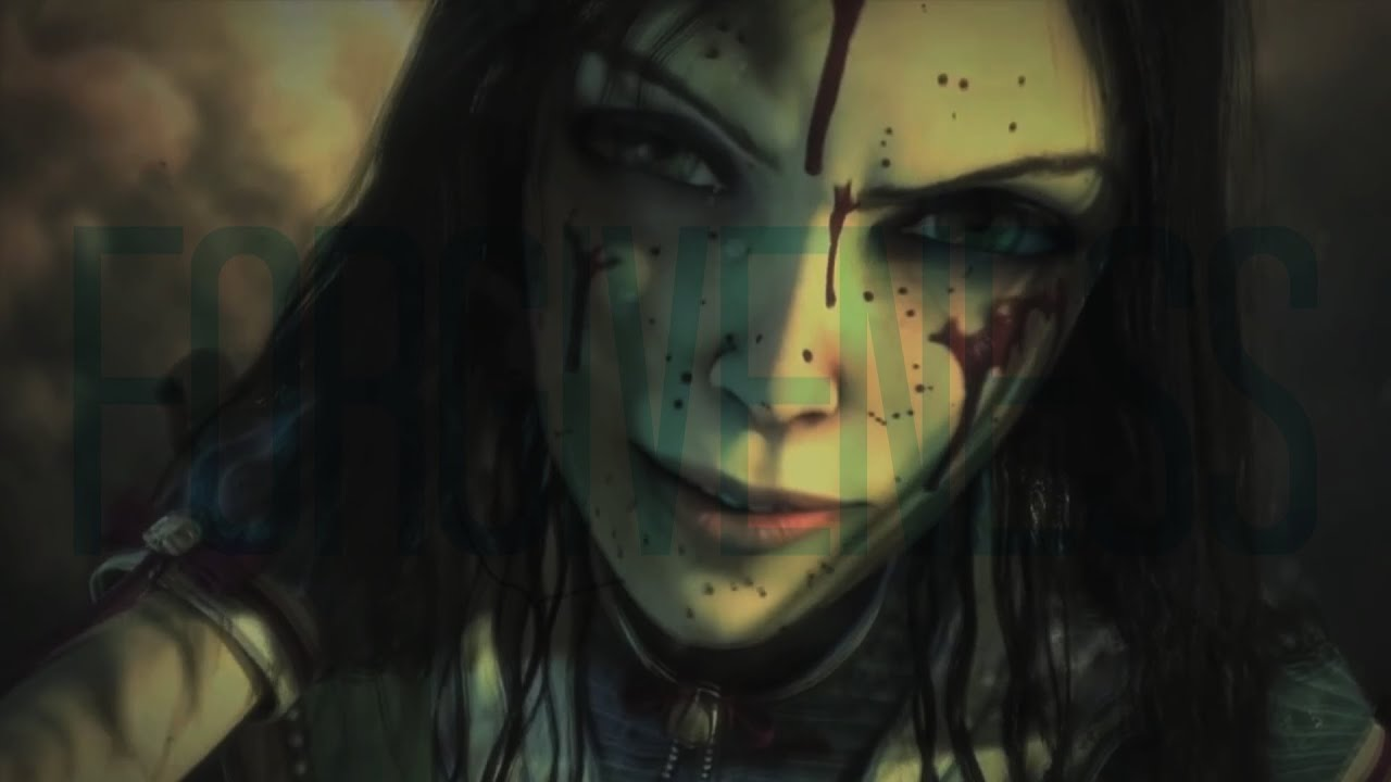 HAUNT YOU DOWN; alice madness returns