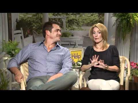 "Director Tate Taylor & Writer Kathryn Stockett Talk 'The Help"""