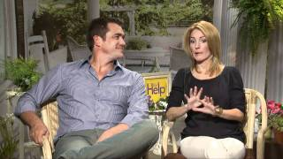 Director Tate Taylor & Writer Kathryn Stockett Talk 'The Help""