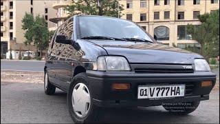 18+Самая Сексуальная ТИКО В МИРЕ !  Daewoo TICO !  Самый Дешевый Автомобиль GM Uzbekistan