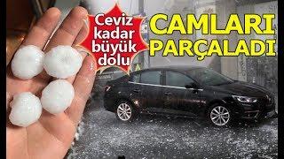 İstanbul Dolu Yağışı - 27 Temmuz 2017