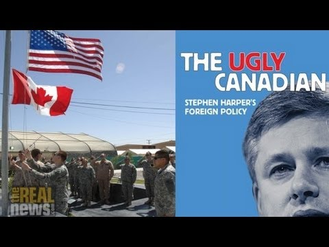Canadian Armed Forces an Adjunct to US - The Ugly Canadian