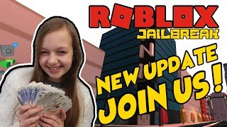 ROBLOX STREAM !! - Jailbreak, Phantom Forces and more !! - COME JOIN THE FUN ! - #154