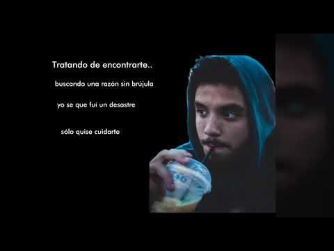 Sin Brújula (letra)- Dante Guerrico