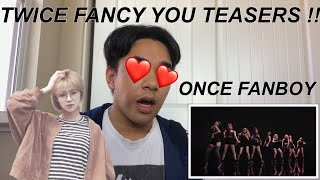 "[ONCE FANBOY] TWICE ""FANCY"" Teaser Reactions !!! // THE DEATH OF ME"