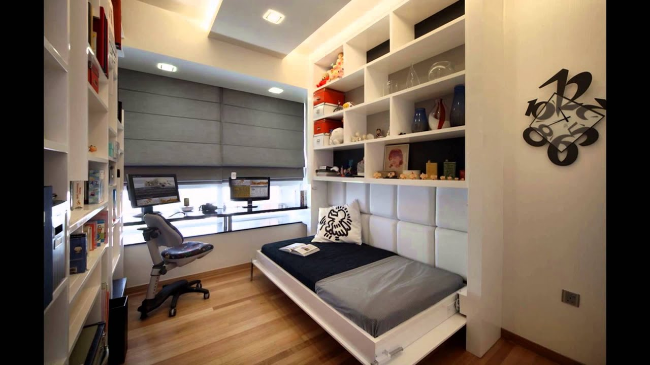 14 awesome teenage bedroom designs 2016 decor sector for Awesome bedroom ideas for small rooms