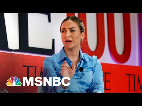 Secrets To Dating And Making A Billion By 31 From Bumble's Whitney Wolfe Herd   MSNBC Summit Series