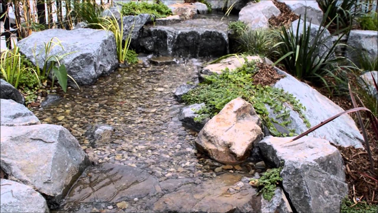 Attrayant Aquascape Pondless Waterfall Installation   After