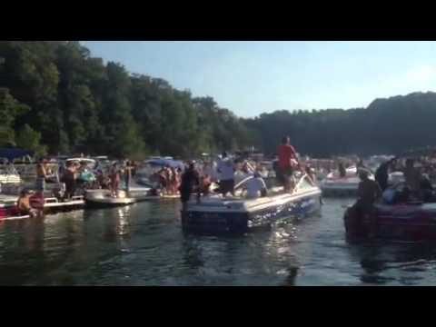 Harmon Creek Party Cove Lake Cumberland