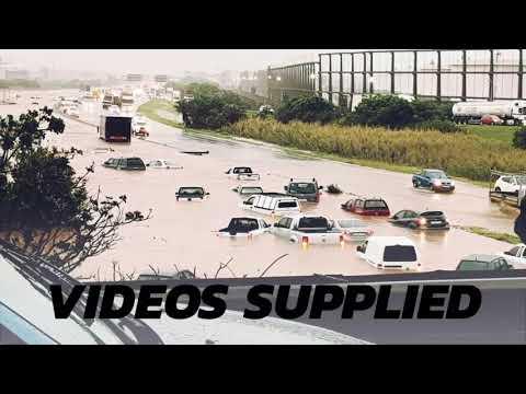 Chaos in KZN as rainstorms continue