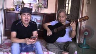 giong ca di vang guitar (cover)