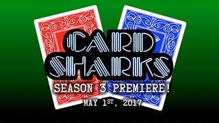 Card Sharks | SEASON 3 PREMIERE! (5-1-2017)