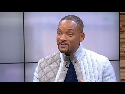 Will Smith 'Conflicted' Before Playing Dr. Omalu in 'Concussion'