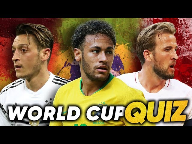The Big FAT World Cup 2018 Quiz!   Balls Up vs. Football Daily