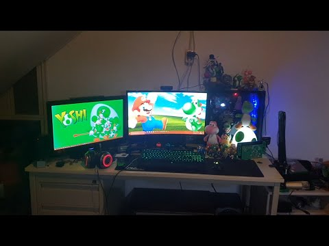 Setup\Room Tour of Late 2019