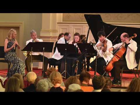 Elizabeth Brown: Island Nocturnes for Flute, Horn, Violin, Viola, Cello, and Piano