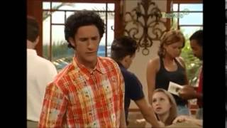Loop of Dustin Diamond on an episode of Hang Time