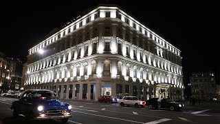 Cuba's first five-star hotel opens in the heart of old Havana