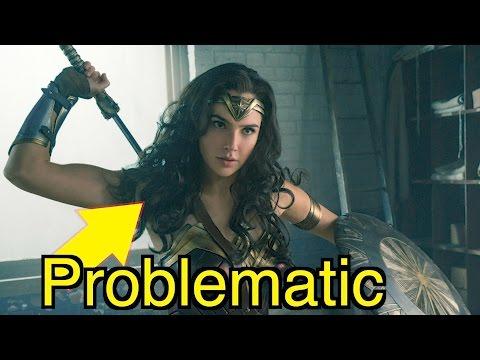 Feminism Vs. Wonder Woman
