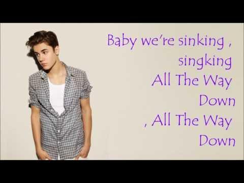 Justin Bieber - Titanic Lyrics
