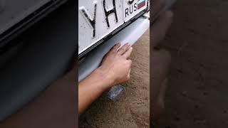 Прикол как сделать машину агрессивней за 100 рублей ЛАДА