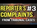Funny Reporter Complaints 3: FUNNY TRIBUNAL REPORTS (#28)