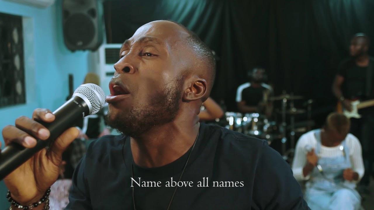 NAME ABOVE ALL NAMES - Jonathan Kome [@jonathankome]