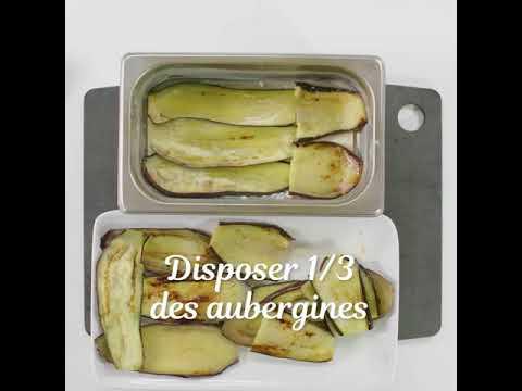 four-combisteam-electrolux-recette-lasagnes-vapeur-aux-aubergines-et-champignons