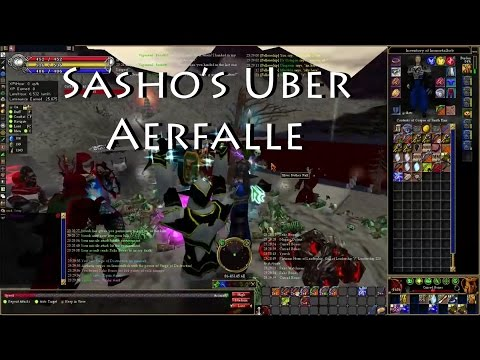 Asheron's Call Gameplay Ep. 02: Sasho's Uber Aerfalle