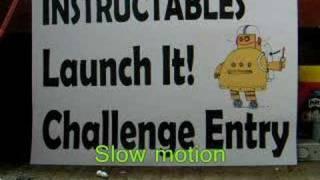 Instructables Launch It Challenge: Pneumatic Potato Pistol