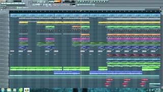 Stand By Me - Ben E. King / Beautiful Girls - Sean Kingston Remix/Cover FL Studio