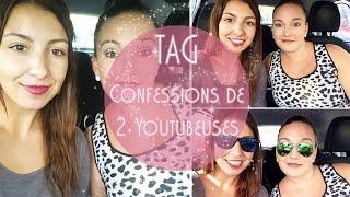 [TAG] Confessions de 2 Youtubeuses + Bétisier ♥ Thumbnail