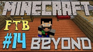 Minecraft FTB Beyond - The End More Auto Crafting And New Sword (14)