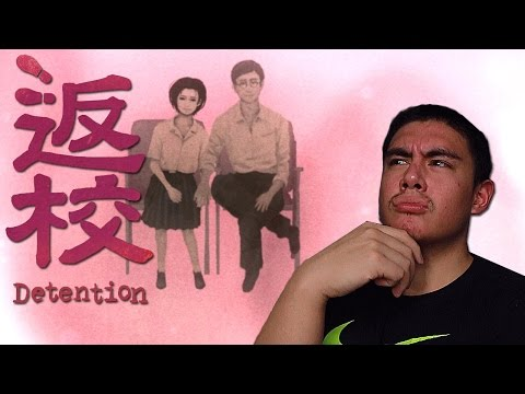 CATCHING A CHEATER; SPIRIT WORLD EDITION | Detention 返校 [4] (Taiwanese horror)