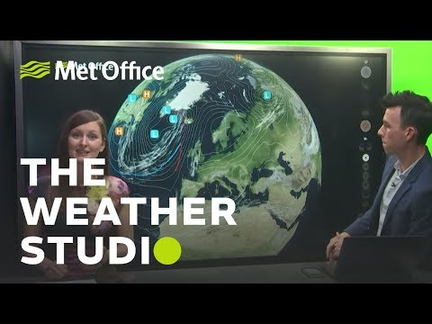 Warm sunshine, chilly winds – The Weather Studio 09/04/19