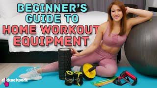 Beginner's Guide To Home Workout Equipment - No Sweat: EP35