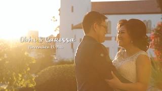 Obhi + Carissa | Wedding Highlight Video - Turnip Rose, Costa Mesa, CA